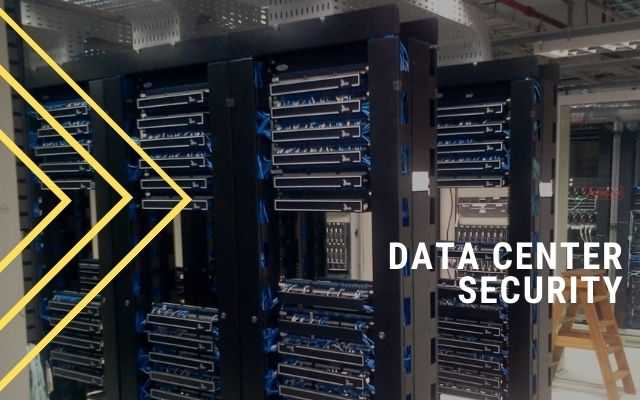 Data center security