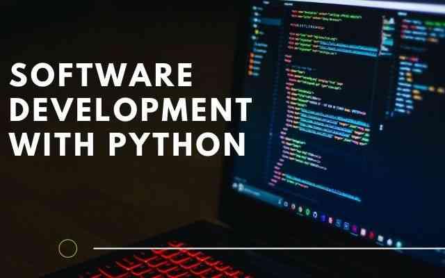 Software Development with python