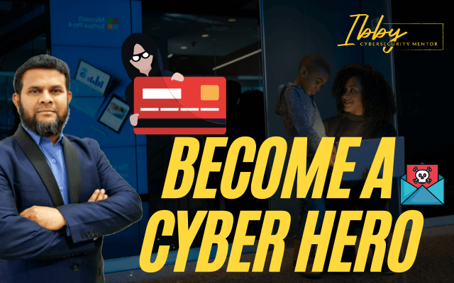 Become a Cyber Hero