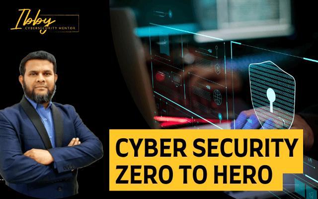 Cyber Security Zero to Hero