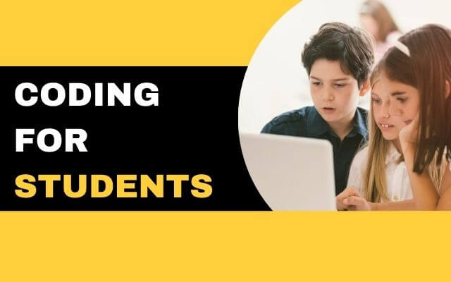 Coding for students