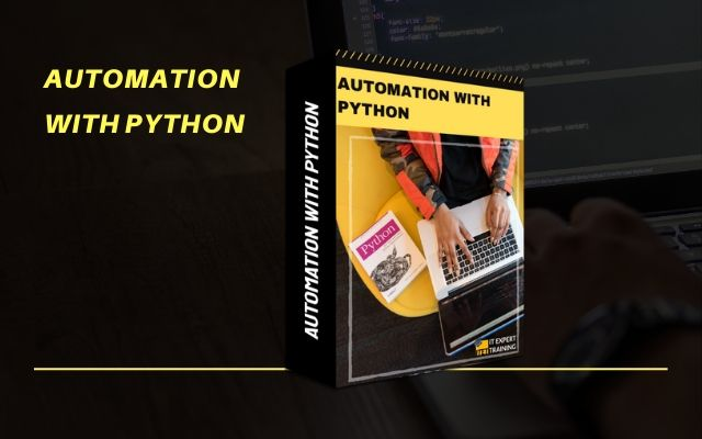 Automation with Python