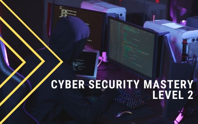 Cyber Security Mastery Level 2