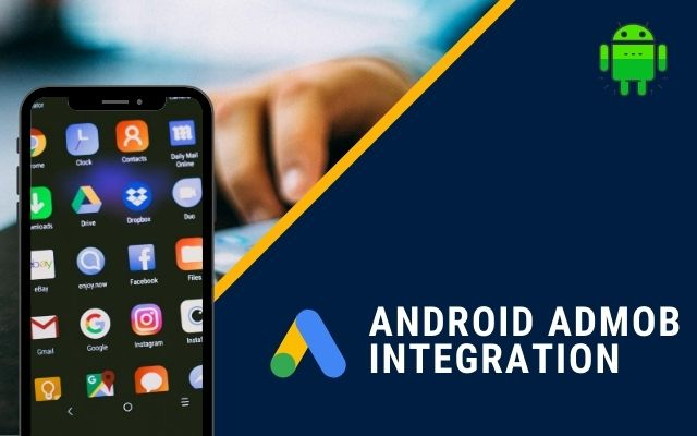 Android Studio Admob Tutorial in Chennai India