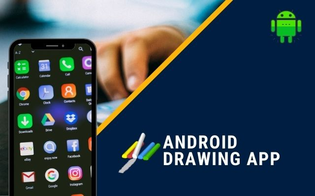 Android Drawing App Tutorial in India