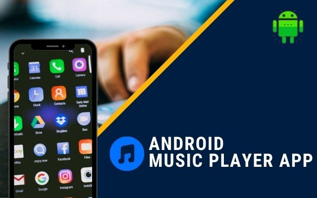 Android Music Player Source Code Tutorial in India