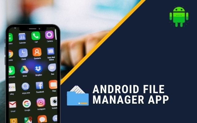 Create an Android File Manager App